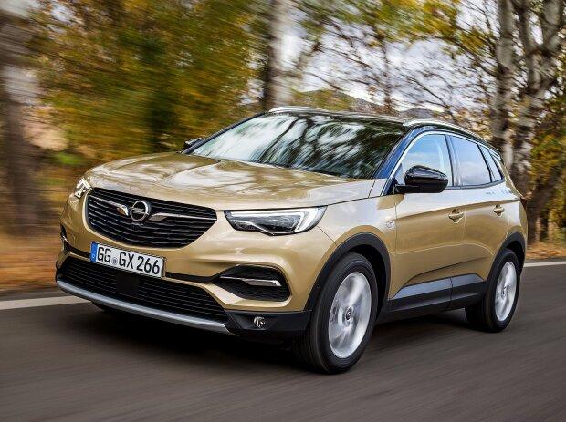 Opel Grandland X 2018 Mehr Power Und Mehr Ausstattung