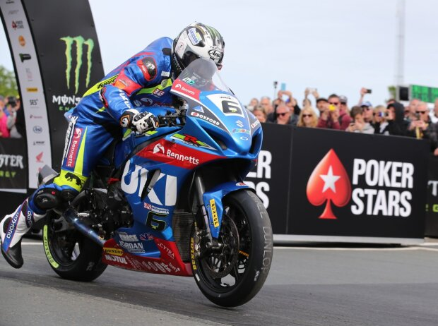 Michael Dunlop, Isle of Man TT