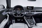 Cockpit und Innenraum des Audi RS 4 Avant 2018