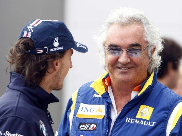 Flavio Briatore, Robert Kubica