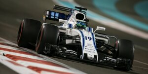 Massa: 2018er-Williams