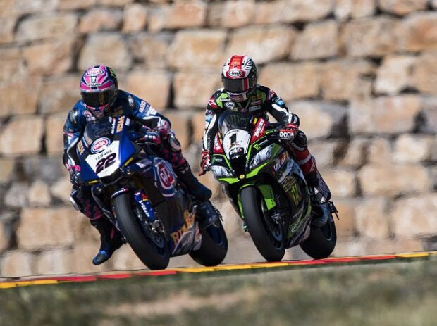 Alex Lowes, Jonathan Rea