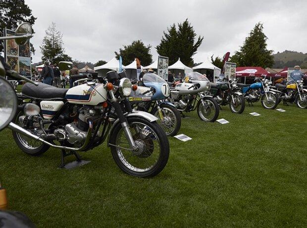 Quail Motorcycle Gathering