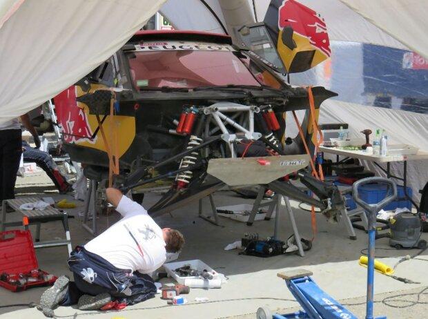 Peugeot Vorderradaufhängung