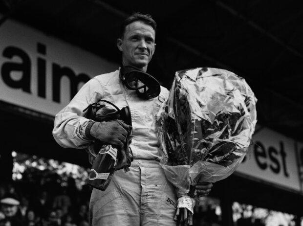 Ehemaliger Formel-1-Fahrer Gurney verstorben