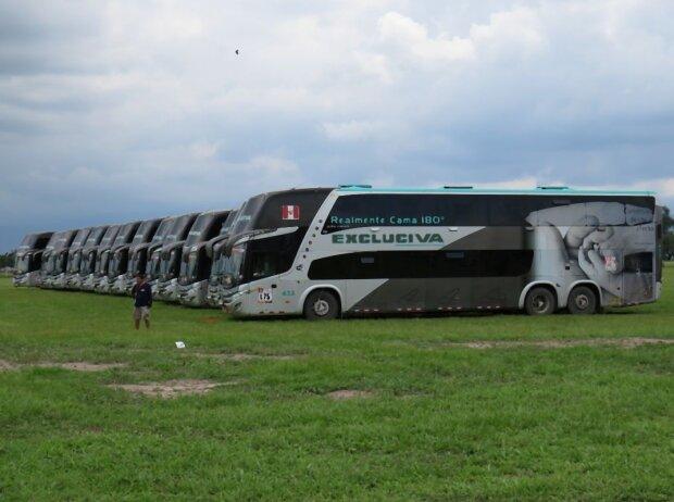 Dakar Busse