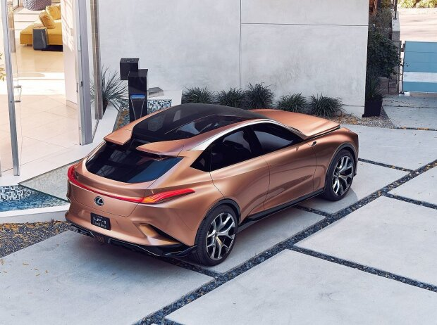 Konzeptauto Lexus LF-1 Limitless