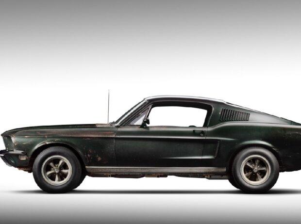 Ford Bullitt Original 1968
