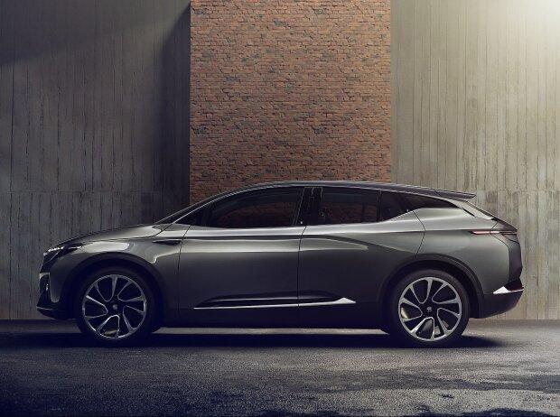 Byton Concept Car 2018
