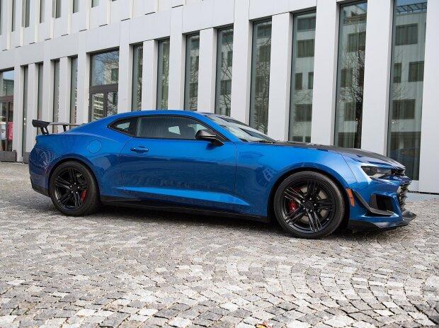 Chevrolet Camaro Zl1 1le 2018 Jetzt Auch In Deutschland Bestellbar
