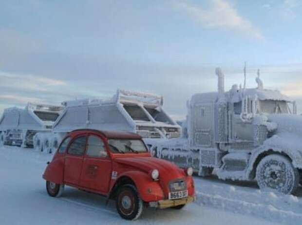2CV von Chang Luo in  Alaska