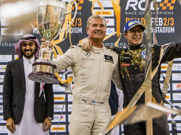 David Coulthard, Petter Solberg