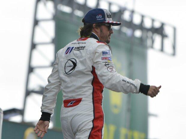 Lando Norris, Fernando Alonso