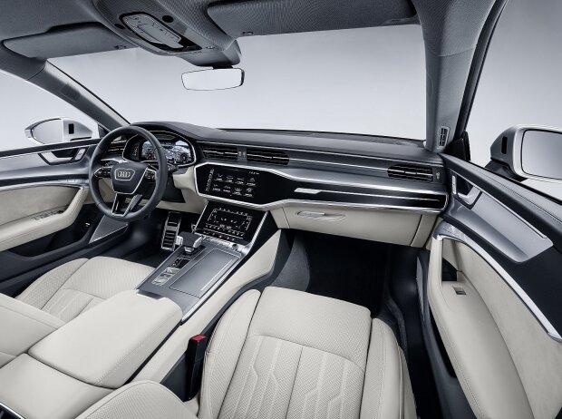 Audi A7 Sportback 2018 Bilder Infos Zu Preis Daten Ps