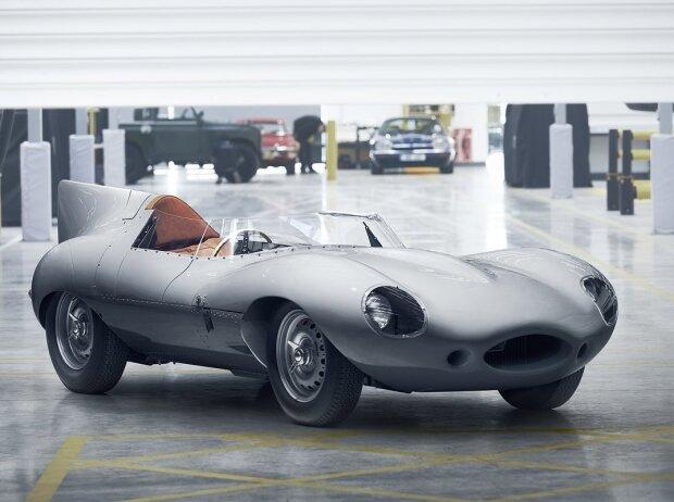 Neuproduktion nach 62 Jahren: Jaguar D-Type