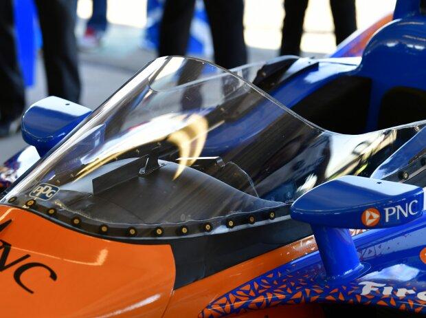 IndyCar-Cockpitschutz Aeroscreen