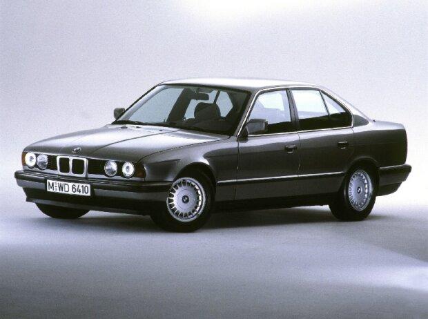 BMW 520i Limousine - 3. Generation (1987 - 1996