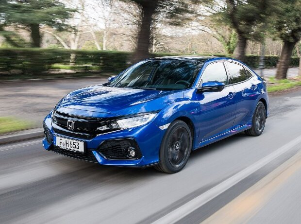 Honda Civic 1.6 DTEC 2018