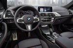 Innenraum und Cockpit des BMW X4 2018