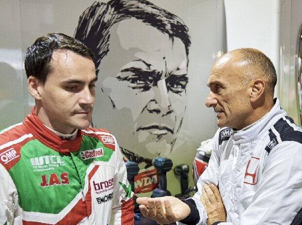 Gabriele Tarquini, Norbert Michelisz