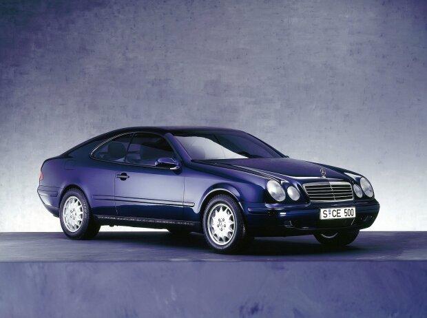 Mercedes-Benz-Studie eines Coupés mit Vieraugengesicht,1993