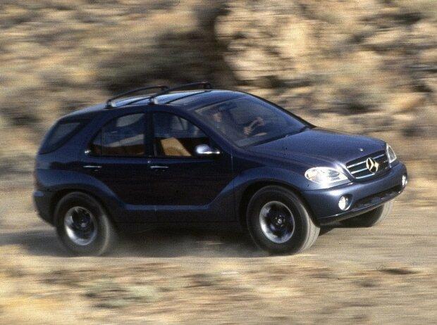 Mercedes-Benz-Studie AAVision von 1996