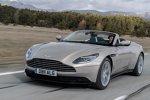 Aston Martin DB11 Volante 2018