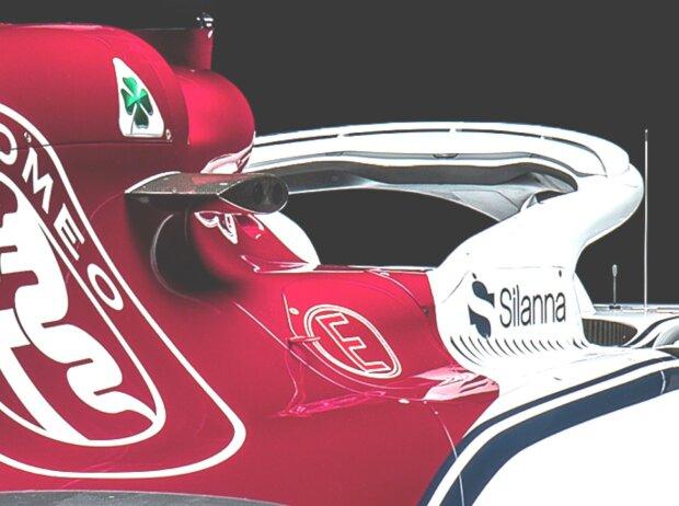 Sauber C37 Halo