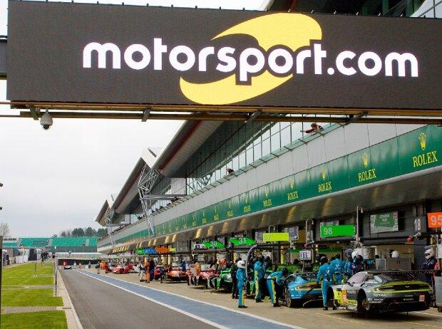 Boxengasse Le Mans
