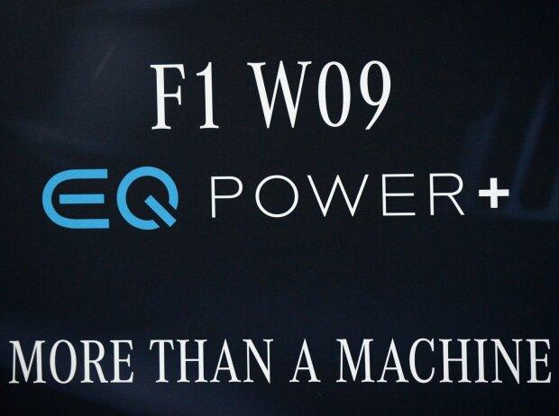 Mercedes F1 W09 EQ Power+