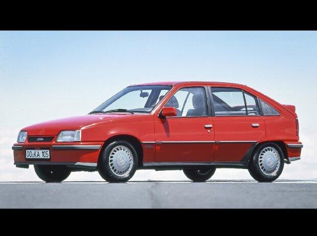 Opel Kadett GSi (1984)