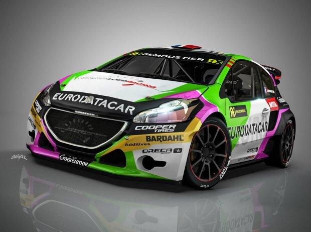 Sebastien Loeb WRX