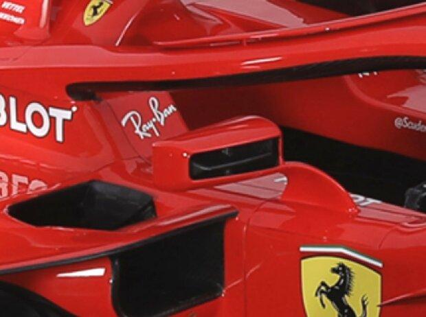 Ferrari, Rückspiegel