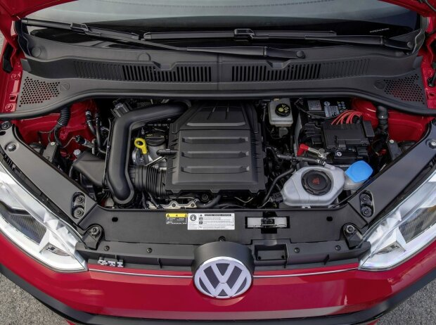 Motor des VW Up GTI 2018
