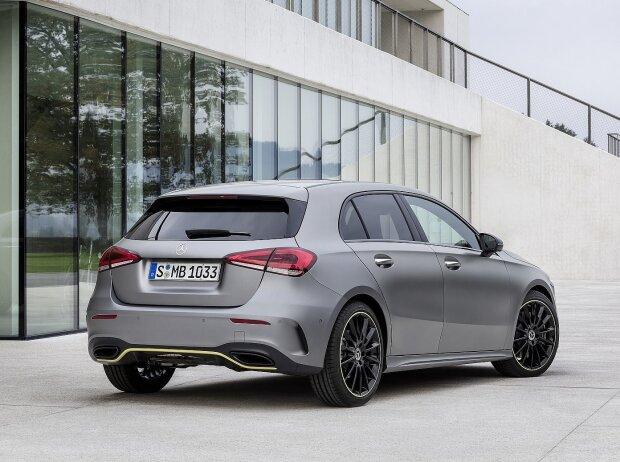 Mercedes-Benz A-Klasse 2018 - Edition 1 Sondermodell