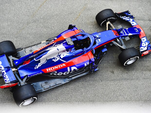 Toro Rosso, STR13
