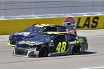 Jimmie Johnson (Hendrick) und William Byron (Hendrick)