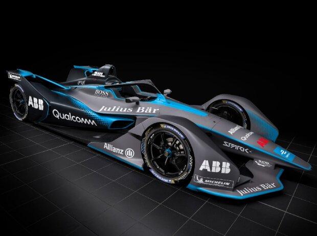 Formel E Gen2 Auto
