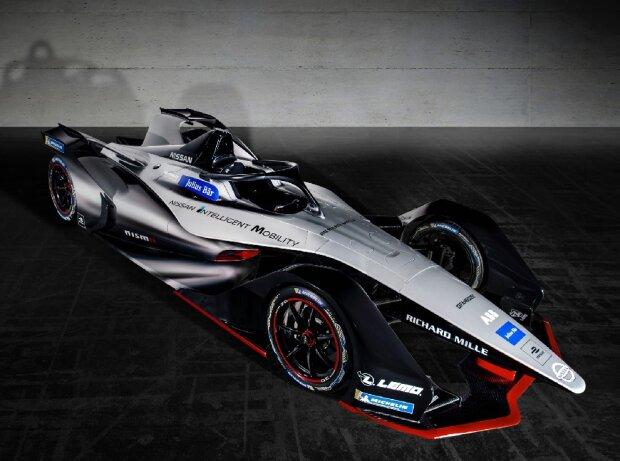 Nissan Formel E 2018/19