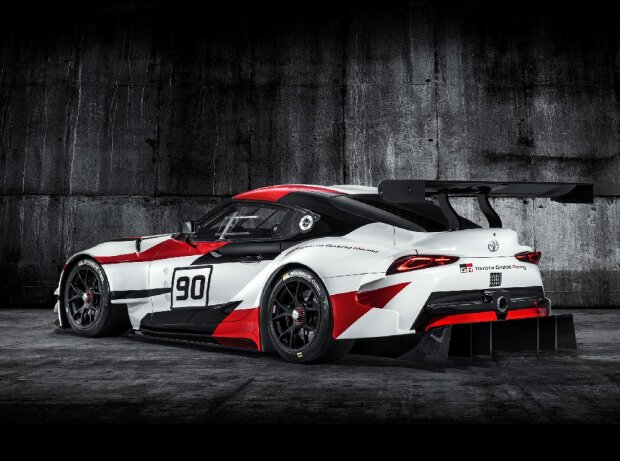 Toyota GR Supra Sport Concept