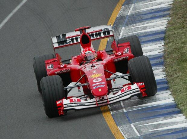 Michael Schumacher, Grand Prix von Australien, Melbourne, 2004, Ferrari F2004