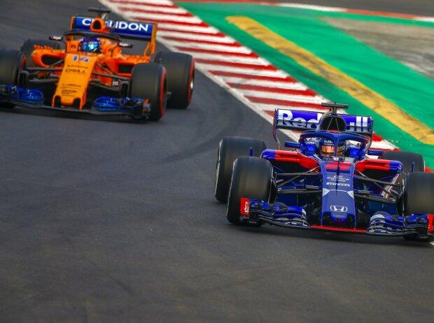 Brendon Hartley, Fernando Alonso