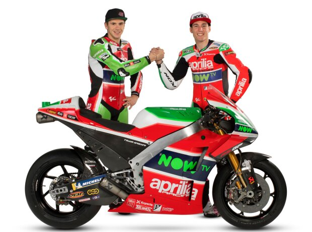 Scott Redding, Aleix Espargaro