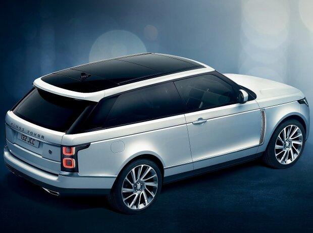 Range Rover SV Coupe 2018