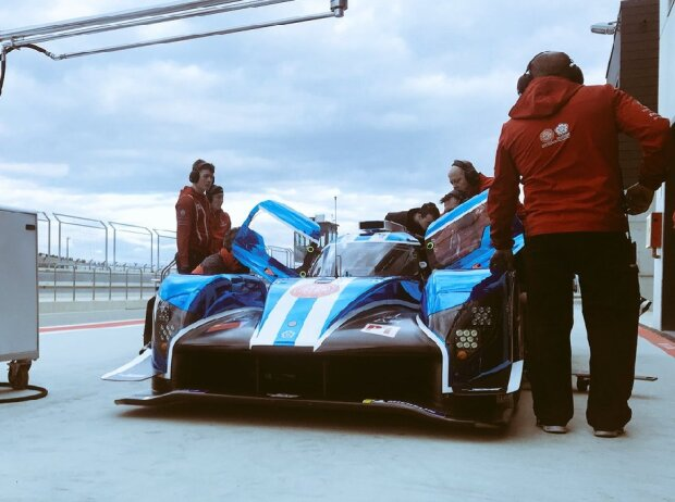 Manor Ginetta Mecachrome LMP1