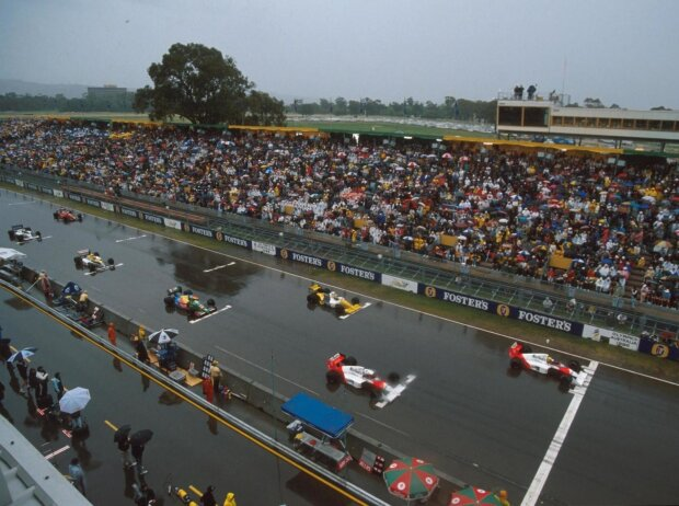 Start Adelaide 1989