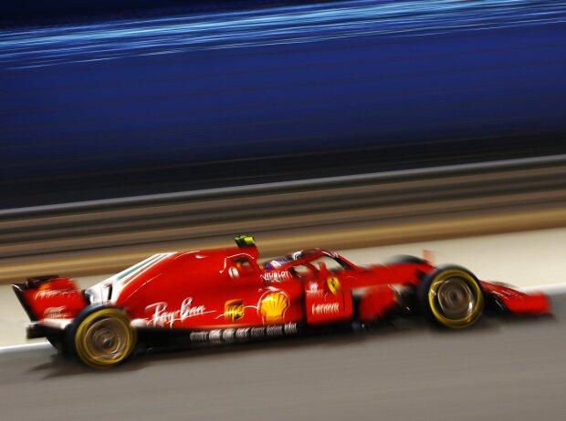 Formel 1 Bahrain 2018 Ferrari Dominanz Hat Einen Makel