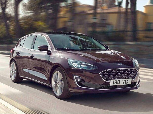Novo Ford Focus 2018 >> Neuer Ford Focus 2018: Bilder, Abmessungen, Motoren, Preise