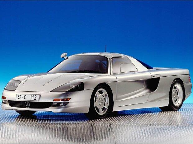 Mercedes C 112 1991
