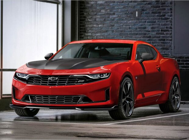chevrolet camaro facelift 2018 bilder info zu preis. Black Bedroom Furniture Sets. Home Design Ideas